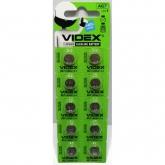 Бат. VIDEX AG7 (395,927,926) (10/100/1600шт)