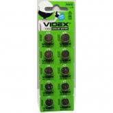 Бат. VIDEX AG13 (357,LR44) (10/100/1600шт)