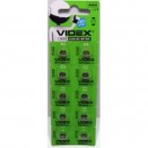 Бат. VIDEX AG4 (377,626) (10/100/1600шт)