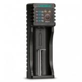 Зарядное устройство VIDEX VCH-U100 (пустое, 1 х АА, ААА, SC, C, 18650, 14500 и др.), ф-ция PowerBank