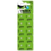 Бат. VIDEX AG0 (379,521) (10/100/1600шт)
