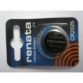 Батарейка RENATA 2025