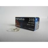 Батарейка RENATA 315