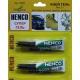 Клей Гель HENCO 3гр на блистере 12 шт CN4 (12/576)