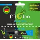 Клей - гель m8line 3г на блистере 12 шт (12/576)