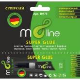 Клей  m8line 3г на блистере 12 шт (12/576)