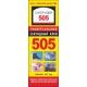 ОРИГИНАЛ Супер клей  505 - 5g bottle (1/50/500)