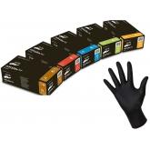 ПЕРЧАТКА Nitrilex PF XL (черные)   (50/500)