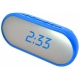 Настольные часы VST-712Y-5-Синий USB (декоративные)