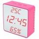 Настольные часы VST-887Y-1-Красный USB (декоративные)