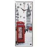"""5020-027 (5) Часы настенные """"Лондон рядом"""""""