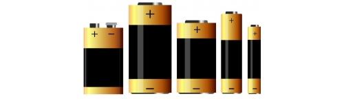 - Батарейки