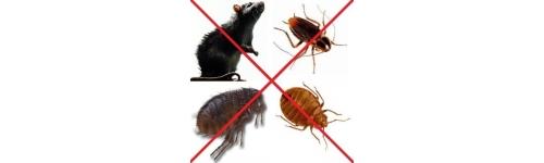 - Средства от насекомых